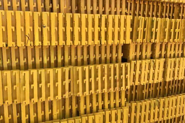 LOT RACK DE STOCKAGE STOW – 2500 €